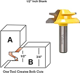 Best lock miter router bit 1/4 shank Reviews