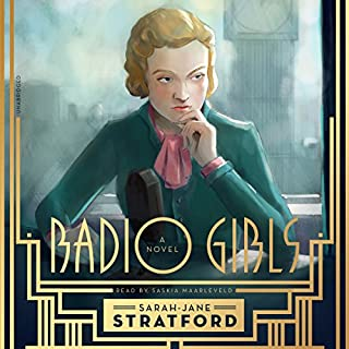 Radio Girls cover art