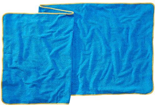 Sowel XXL Strandtuch, Saunatuch, Qualität 500 g/m², 100% Baumwolle, Größe 80 x 220 cm, Navy Blau
