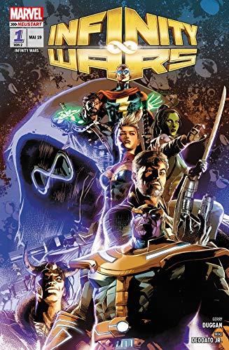 Infinity Wars 1 - Die Hüter der Steine: Bd. 1 (von 2): Der Hüter der Steine