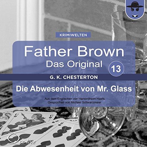 Page de couverture de Die Abwesenheit von Mr. Glass