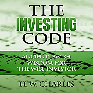 The Investing Code audiobook cover art