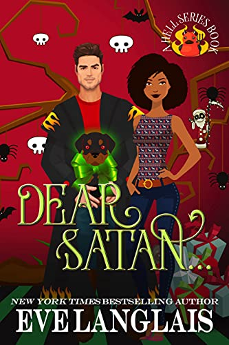 Dear Satan... (Welcome To Hell Book 11) (English Edition)