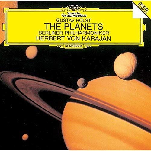 ホルスト:組曲「惑星」 - カラヤン(ヘルベルト・フォン), RIAS室内合唱団, ホルスト, カラヤン(ヘルベルト・フォン), ベルリン・フィルハーモニー管弦楽団