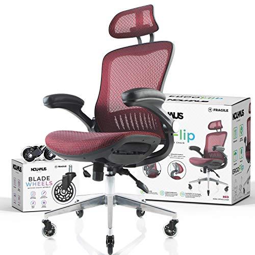 NOUHAUS ErgoFlip Computer Chair