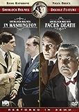 Sherlock Holmes Double Feature: Sherlock Holmes Faces Death and Sherlock Holmes in Washington