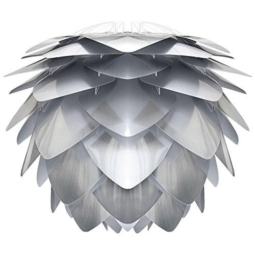 Umage/VITA Silvia Steel Lampenschirm grau D 45 cm Lampe