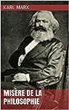 Misère de la philosophie - Format Kindle - 1,85 €