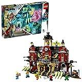 LEGO - Hidden Side Instituto Encantado de Newbury Juguete de construcción con realidad aumentada e...