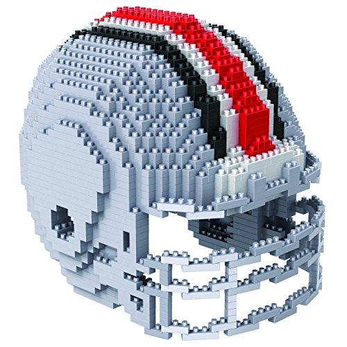 Ohio State 3D Brxlz - Helmet