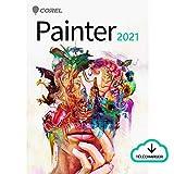 Corel Painter 2021 | Full | 1 appareil | Mac | Code d'activation Mac - envoi par email