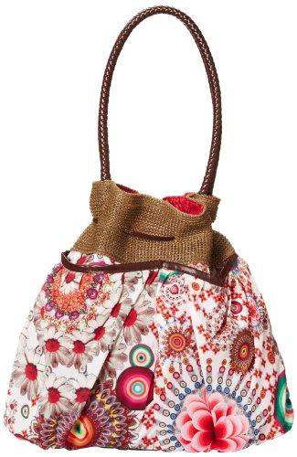 Hot Sale Desigual Handbags Bols Ibizaarqui Dominic 32X5176 Shoulder Bag,Algodon,One Size