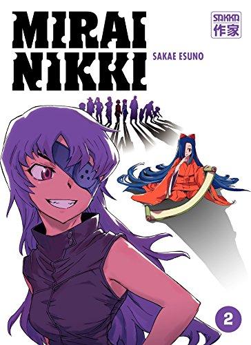 Mirai Nikki (Tome 2)