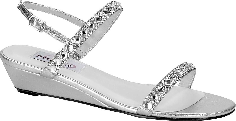 Dyeables Women's Jasmine Wedge Sandal