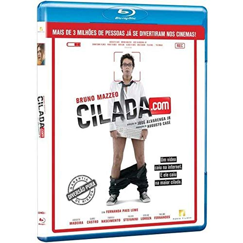 Blu-Ray - Cilada.com