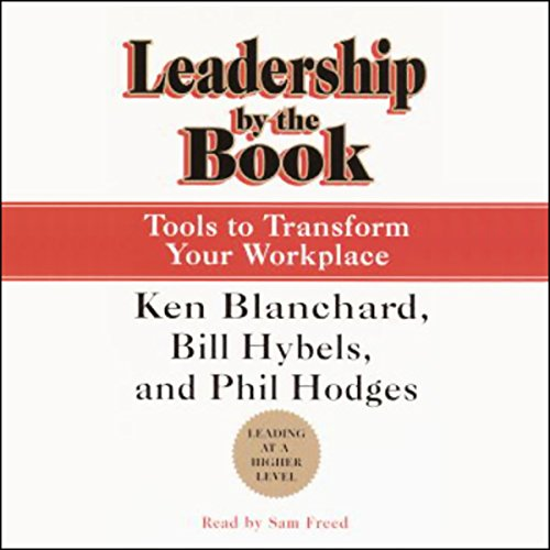 Leadership by the Book audiobook cover art