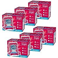 144-Count Wet Ones Antibacterial Hand Wipes (Fresh Scent)