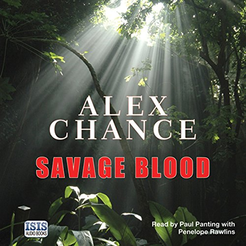Savage Blood cover art
