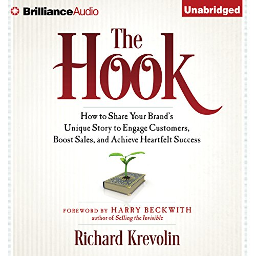 The Hook audiobook cover art