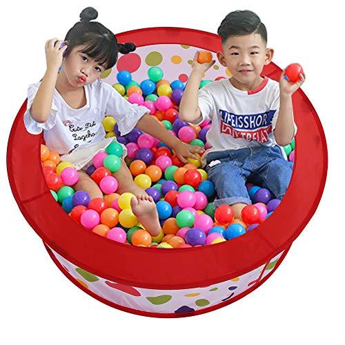 Piscina de Bolas, Parque de Juegos Infantil Plegable, Juegos de pelota de playa Parachoques Trabajo en equipo Accesorios de juguete para niños