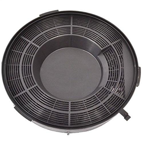Spares2go de carbono rejilla de filtro de color para IKEA de cocina Extractor capucha