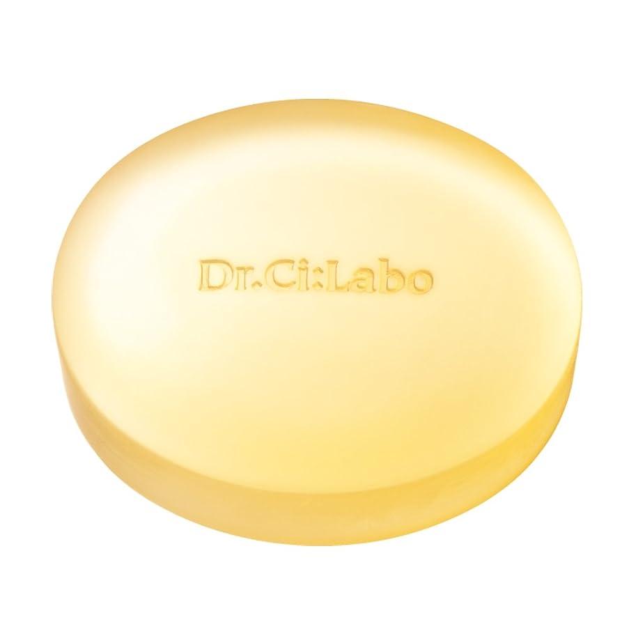 関数放つ透けるドクターシーラボ フォトホワイトCホワイトソープ 角質オフ石鹸 90g 洗顔せっけん