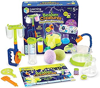 Learning Resources Beaker Creatures Monsterglow Lab
