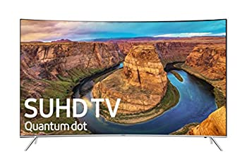 Samsung UN65KS8500 Curved 65-Inch 4K Ultra HD Smart LED TV  2016 Model