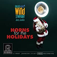 dallas wind symphony horns for the holidays