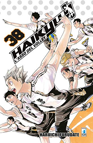 Haikyu!! (Vol. 38)