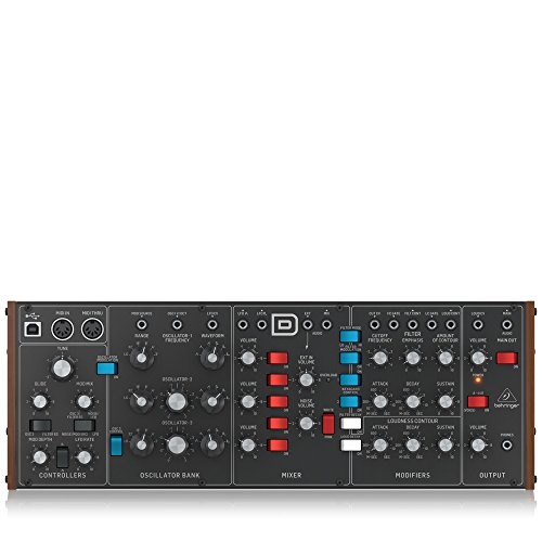 BEHRINGER Synthesizer (MODELD)