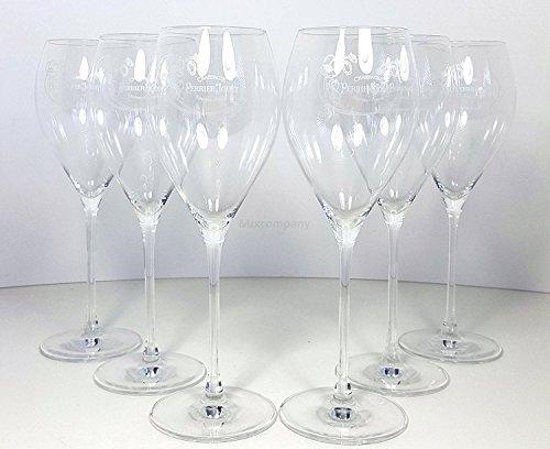Perrier Jouet Gläser Set – 6x Wein / Champagne / Prosecco Gläser
