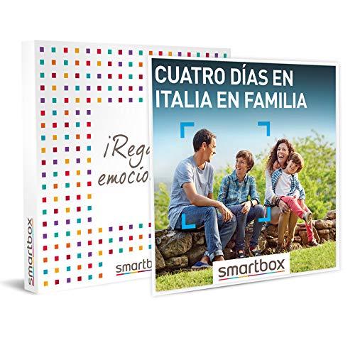 Smartbox 4 días en Italia en Familia Caja Regalo, Adultos Unisex, estándar
