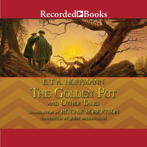 The Golden Pot and Other Tales audiobook cover art