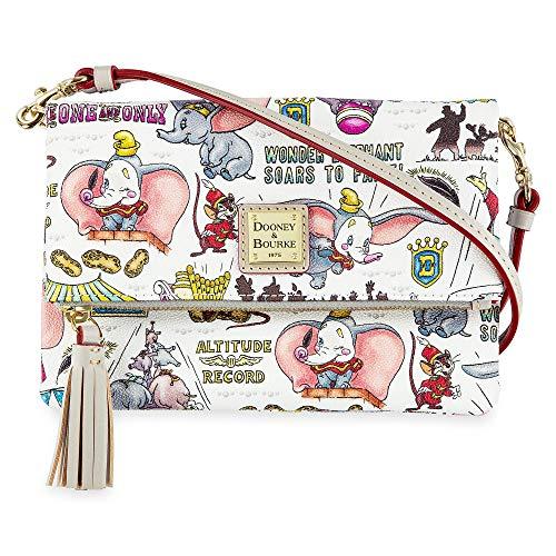 Dumbo Foldover Crossbody Bag by Dooney & Bourke