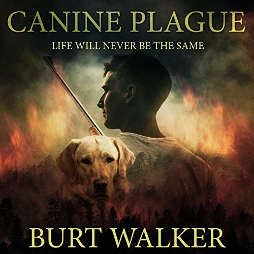 Canine Plague audiobook cover art