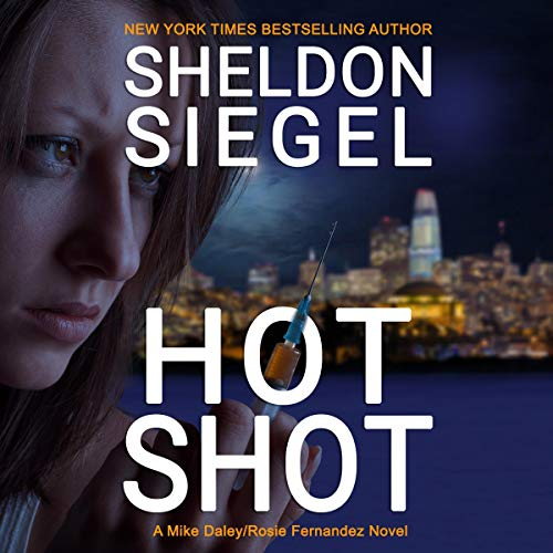 Hot Shot  audiobook cover art