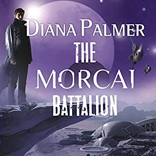 The Morcai Battalion audiobook cover art