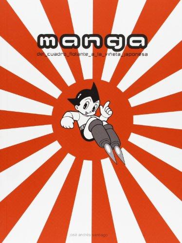 Manga. El Cuadro Flotante De La Viñeta Japonesa