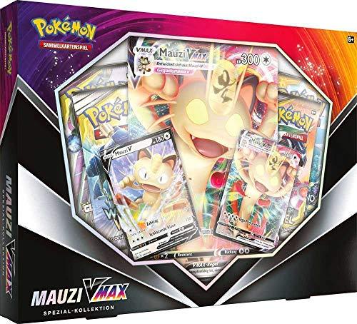 Pokemon 45007 Mauzi VMAX Spezial Kollektion
