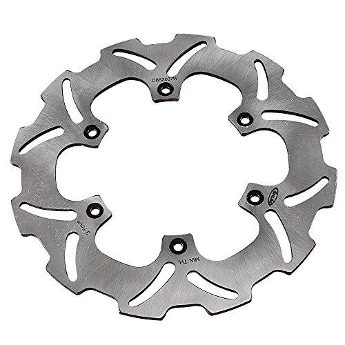 Gzyf arrière disque de frein Rotor pour Yamaha 98–01 Wr125/Wr250 et 98–01 Yz125 Yz250 & YZF 250