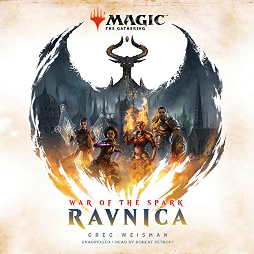 War of the Spark: Ravnica cover art