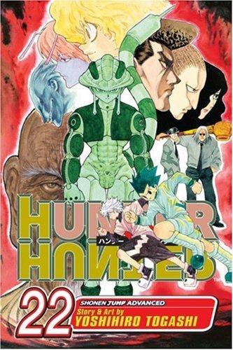Hunter x Hunter, Vol. 22: 8: Part 1 (English Edition)