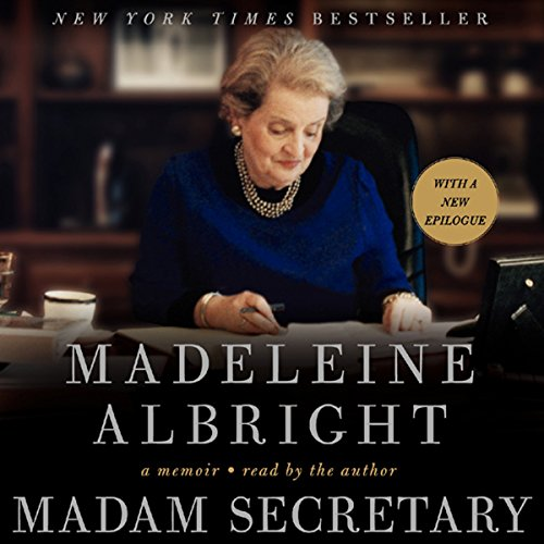 Madam Secretary cover art