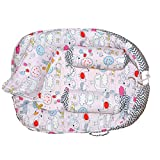Baby Bucket Baby Bedding Set/Gadda Set 100% Cotton Soft and Breathable, Perfect