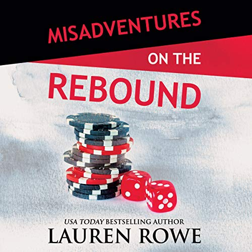 Misadventures on the Rebound audiobook cover art