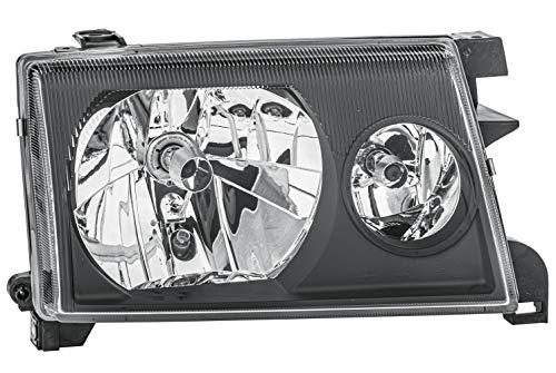 HELLA 1ED 964 210-021 Halogen-Hauptscheinwerfer - rechts - für u.a. Nissan Terrano II (R20)