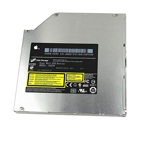 Replacement für iMac A1312 Mitte 2011 MC813LL/A mc813 27 Desktop 8 x DL SuperDrive Super mehrere DVD RW RAM Writer 24 x CD-RW Recorder Internes optisches Drive Ersatz