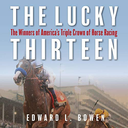 The Lucky Thirteen  By  cover art