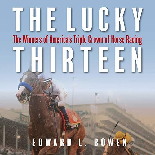 The Lucky Thirteen cover art